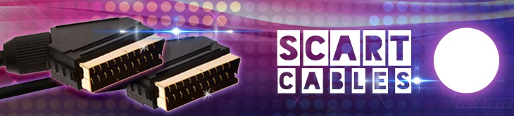 SCART to SCART Cables