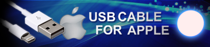 USB Cables for Apple