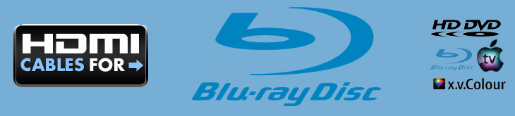 Blu-ray HDMI Cable