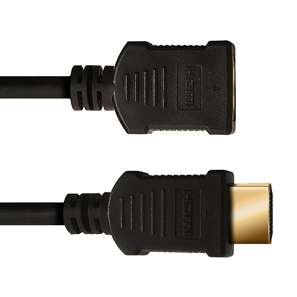 1.5m HDMI Extension Cable - Male to Female (CMFA1.5)
