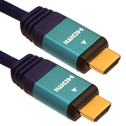 1.5m HDMI Lead - Blue Angel