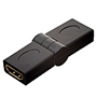 HDMI Female to HDMI Female Swivel Coupler Adapter (AD14)