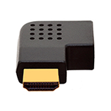 HDMI Female to HDMI Male Vertical Flat Right 90° Angle HDMI Adapter