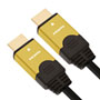 2m HDMI Cable - Gold genius