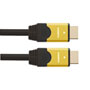 3m HD Cable - Gold genius