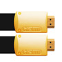 5m HDMI Cable, compatible with LCD TV - Ultra Flat Gold (CUGQ5)