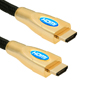 0.5m HDMI Cable - Ultimate Gold HDMI Cable (GH0.5)