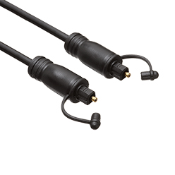 7m Ultimate Black Toslink Cable M to M (UBT7)